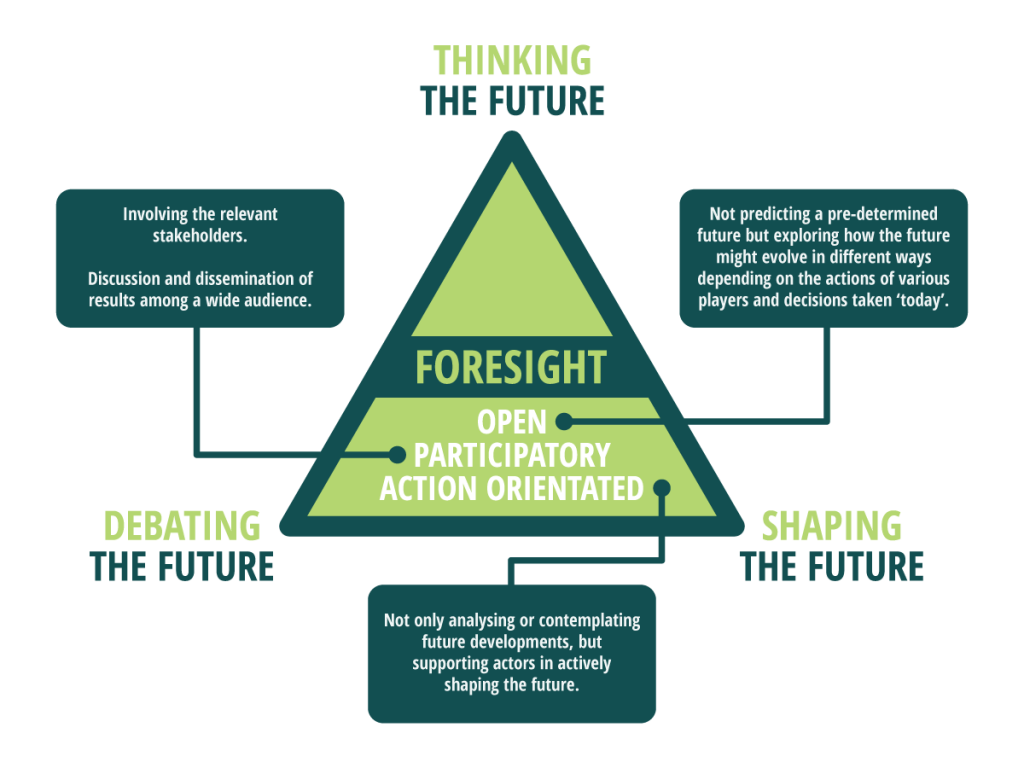 EHFF Foresight Triangle
